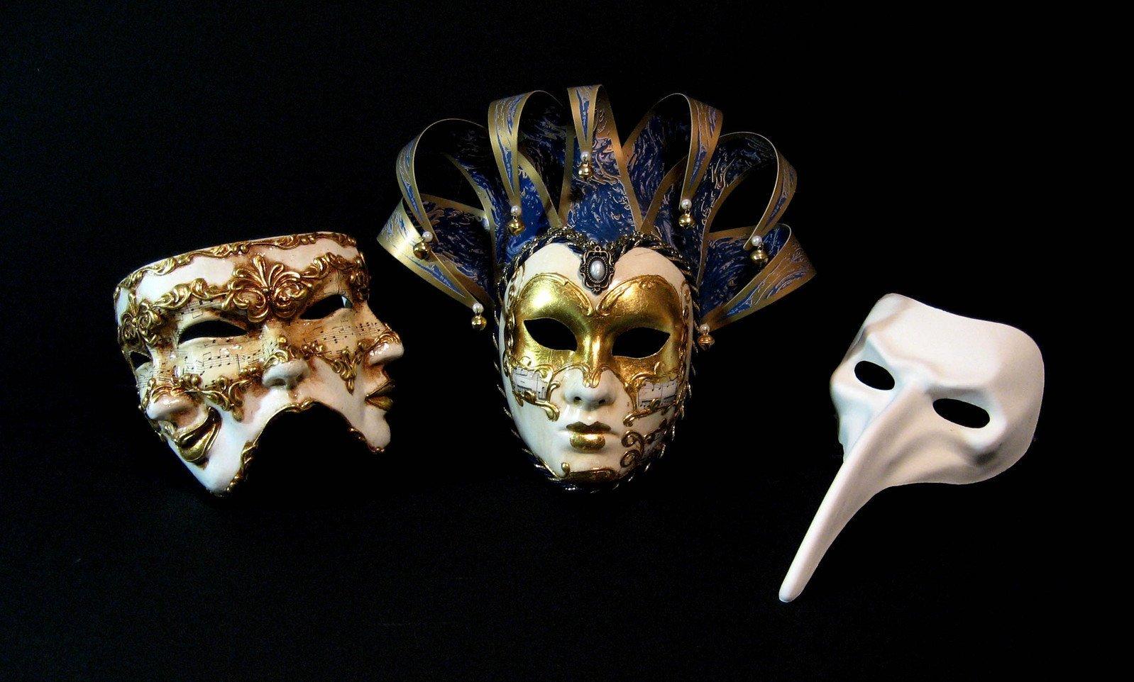 Tout sur le carnaval de Venise : des masques vénitiens et plus !