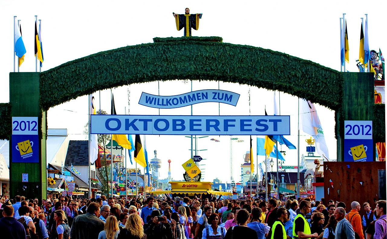 Le festival Oktoberfest
