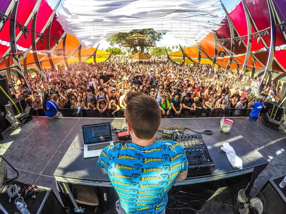 Les festivals de musique, une aubaine pour l'industrie